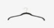 Flocked Velvet Hanger