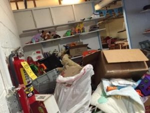 Prevent Clutter From Entering Home