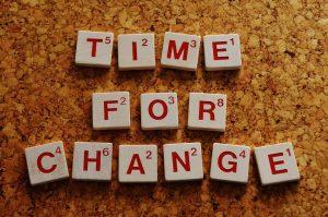 Get Organized - Embrace Change